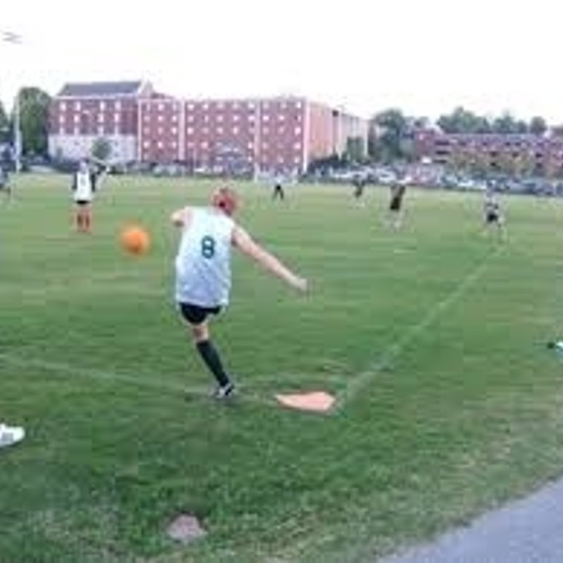 Official launch of Kickball in Medway