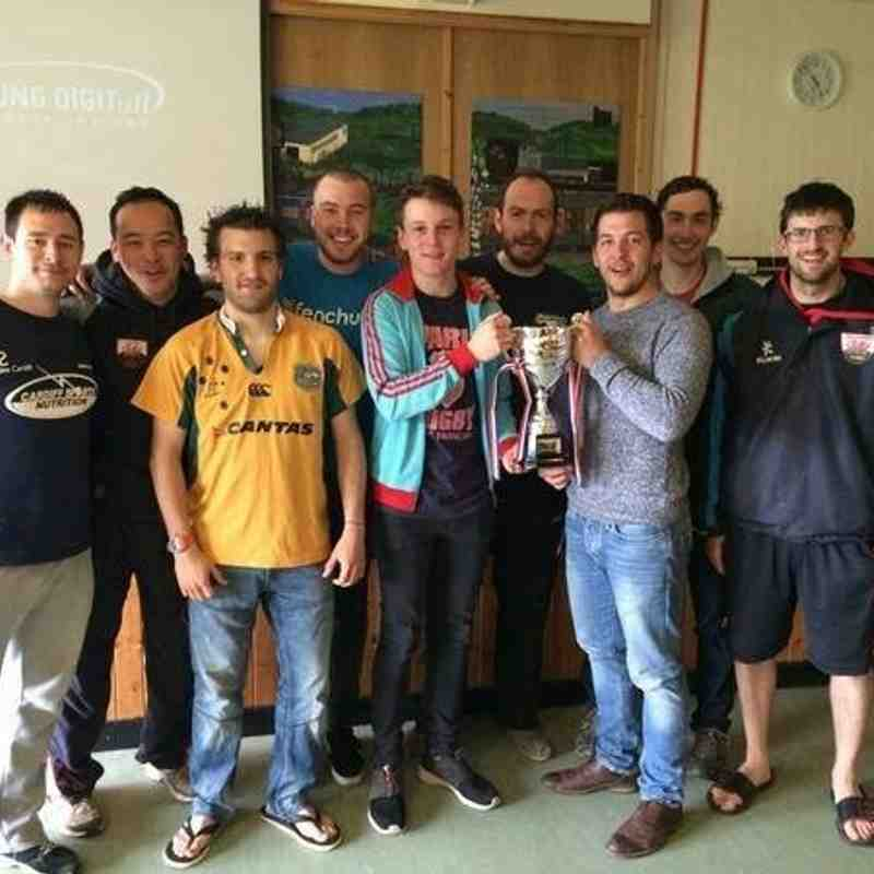 Cymru Challenge Cup 2014