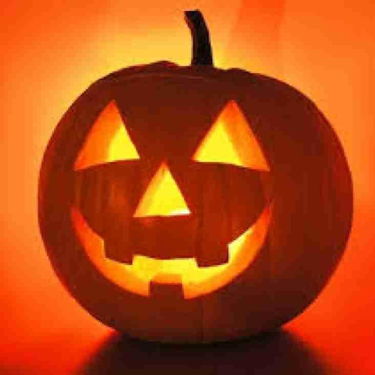 WJFC Halloween Party!!