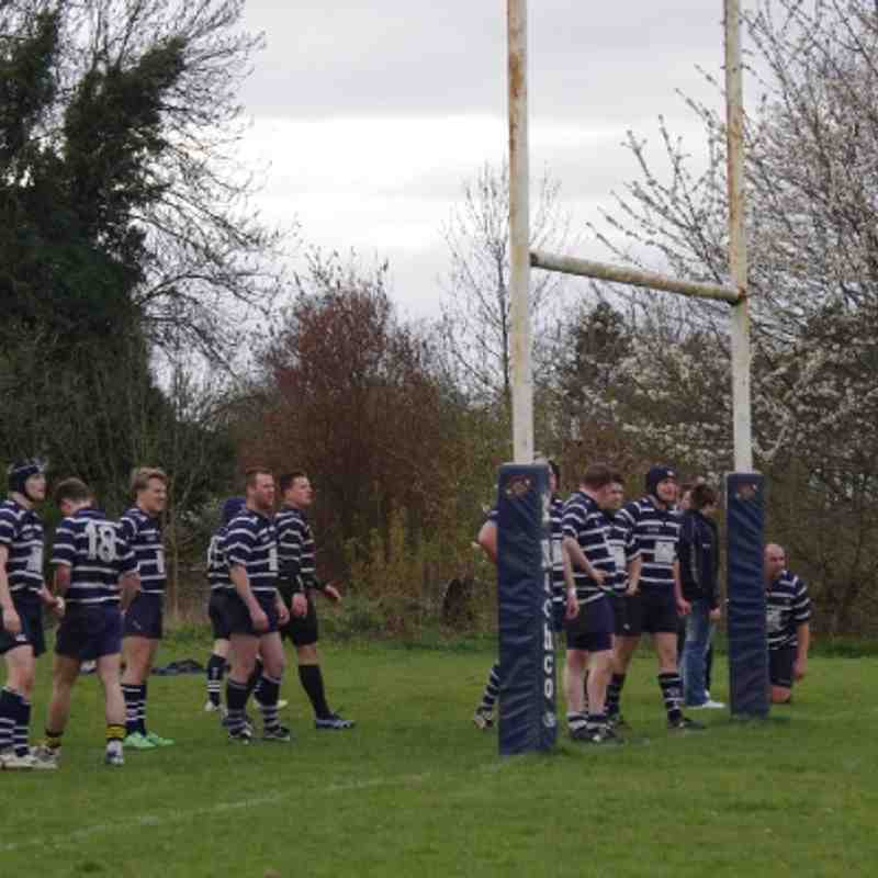 Westcombe Park 3 v Old Alleynians 2