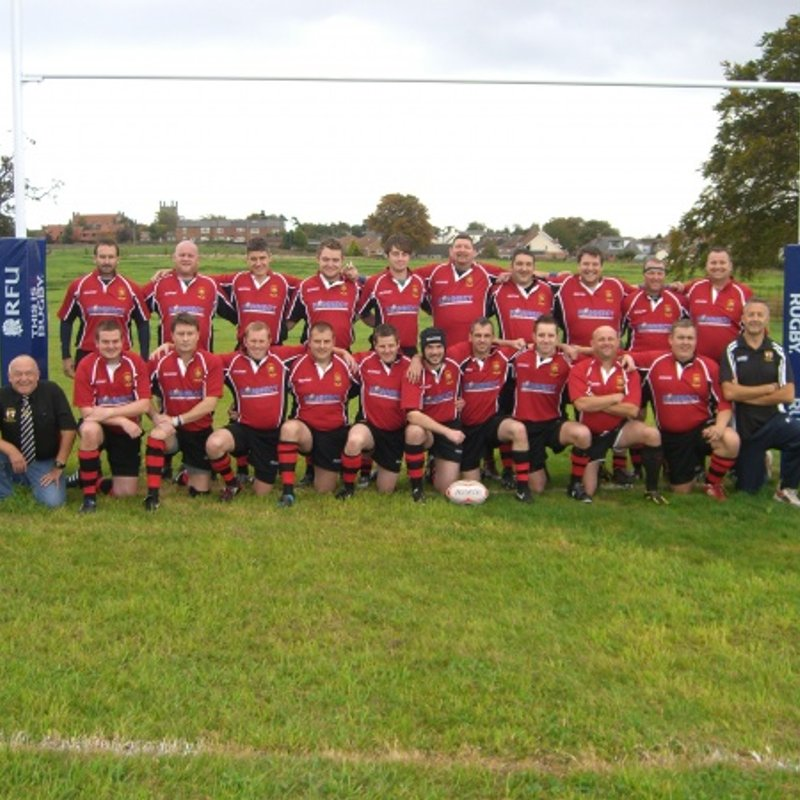 1st XV lose to North Shields 22 - 5