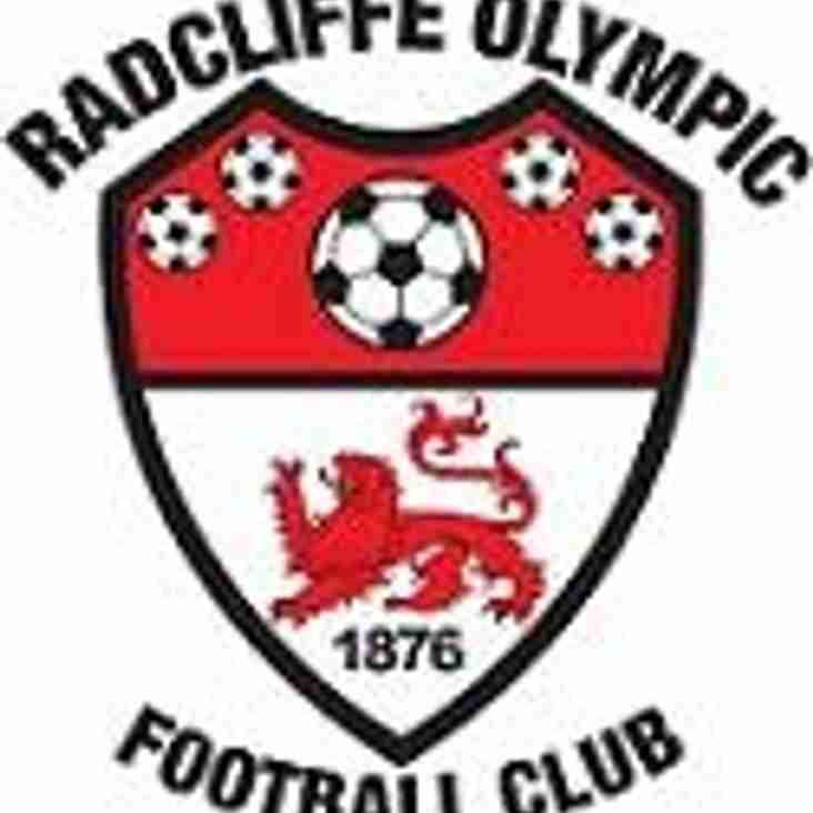 Radcliffe Olympic