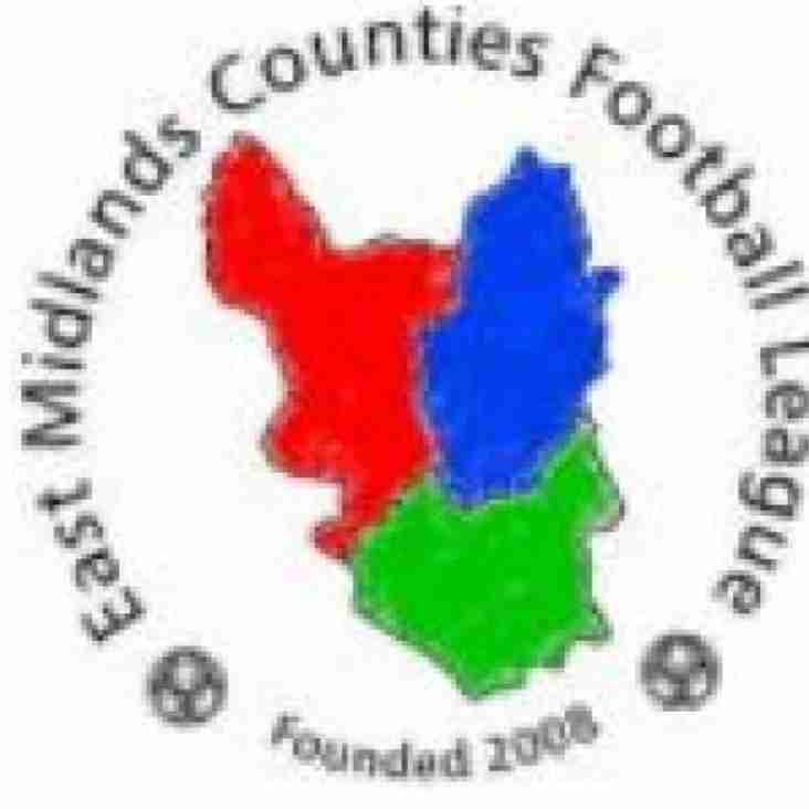 Statement from East Midlands Counties League – COVID 19 (Coronavirus)