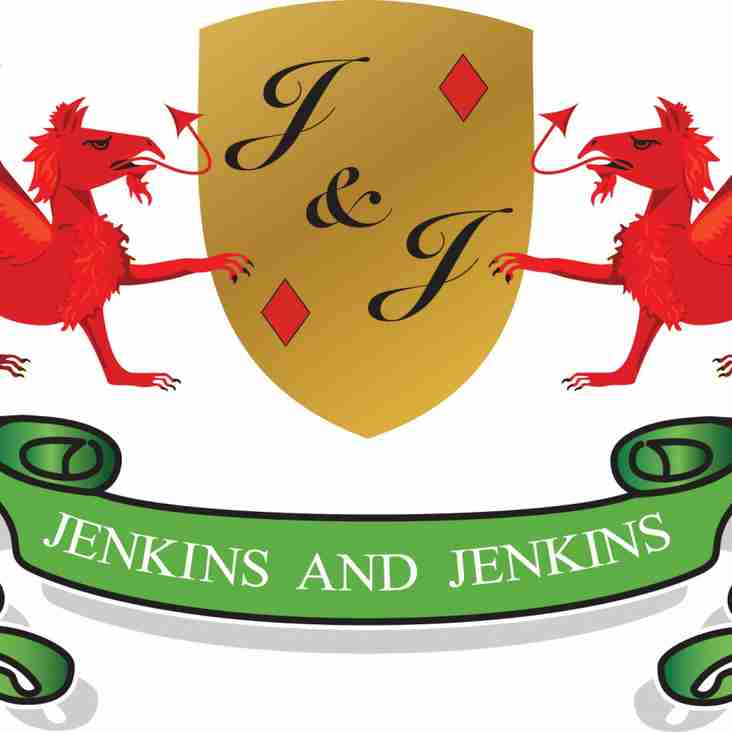 League Cup Sponsored by Jenkins & Jenkins