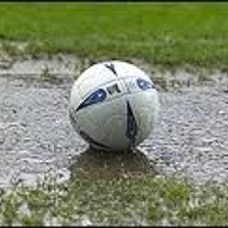 ALL TRAINING CANCELLED TONIGHT - WEDNESDAY 17/05/2017