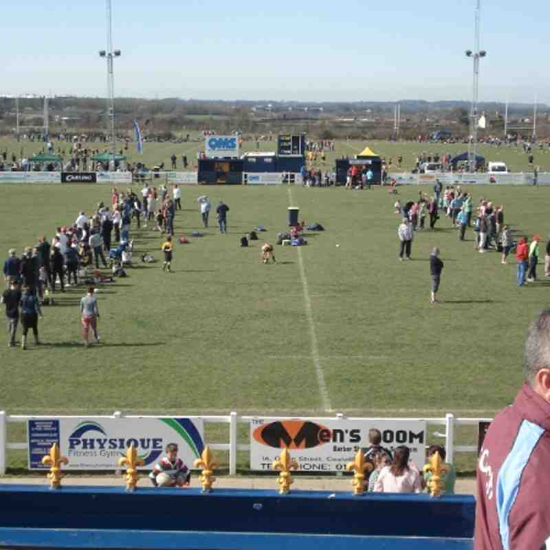 County Cup Day CRFC