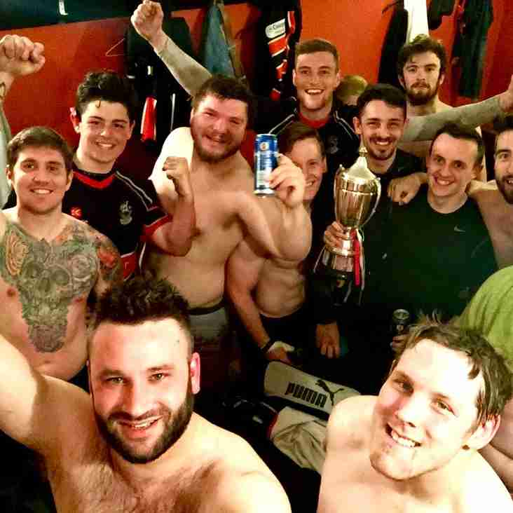 Redcar Mariners confirmed as Tees Valley Social League Champs!