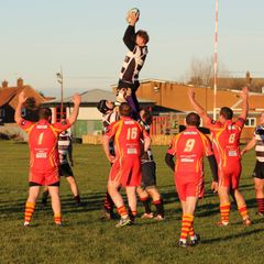 Redcar vs Whitley Bay, 26th Nov 2016