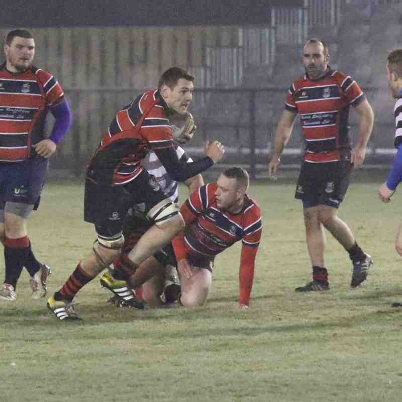 Darlington vs Redcar, 5th Dec 2016
