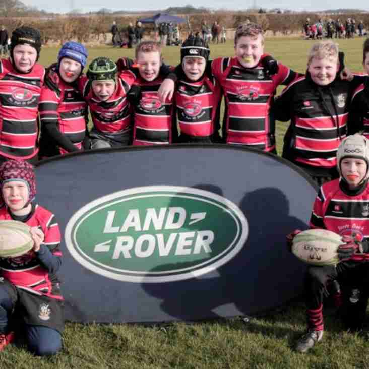 Redcar and Keswick shine at Newcastle Falcons' Land Rover Premiership Rugby Cup