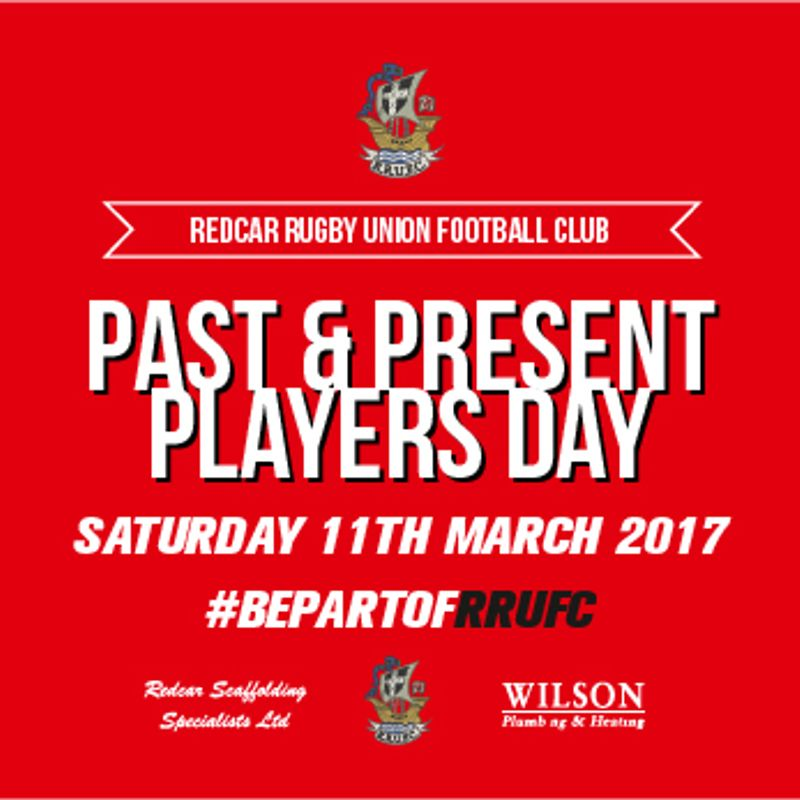 Past & Present Players Day