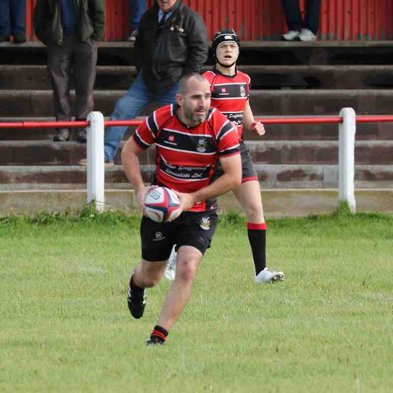 Redcar vs North Shields: 22nd Sept 2018