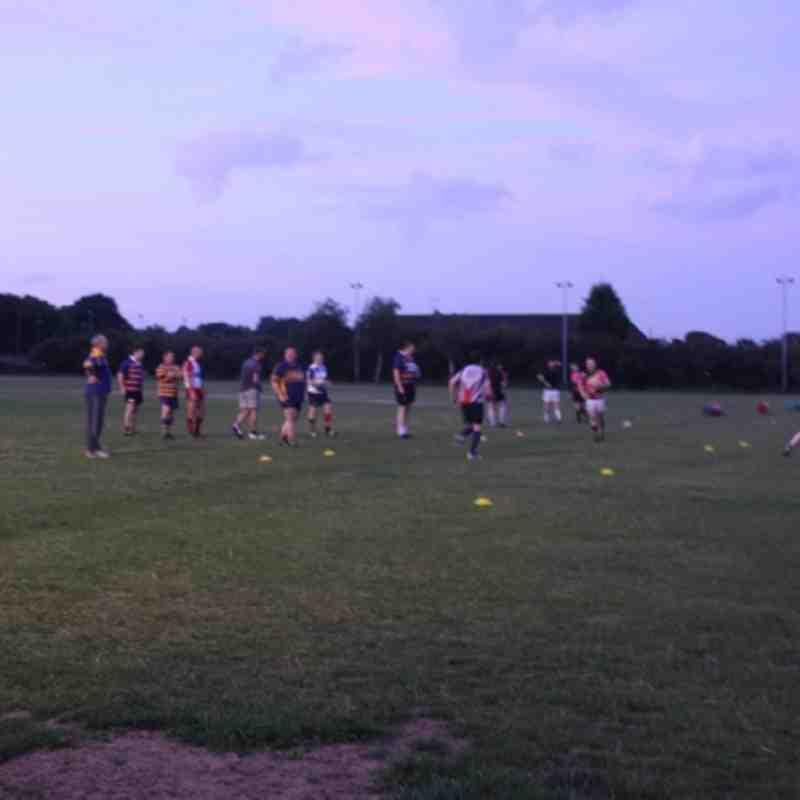 Pre-Season Tuesday 16th August 2011