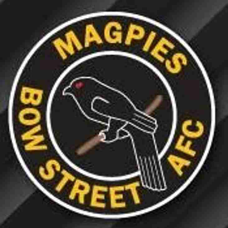 Jones is Bow Street's new manager
