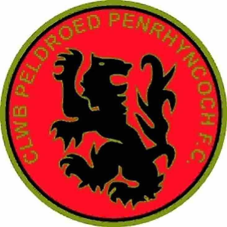 Penrhyncoch Club Awards