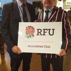 MKRUFC, A RFU Accredited club