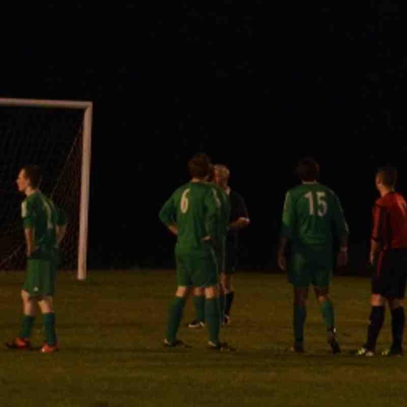 Bangor University v Bro Goronwy,9/10/12.
