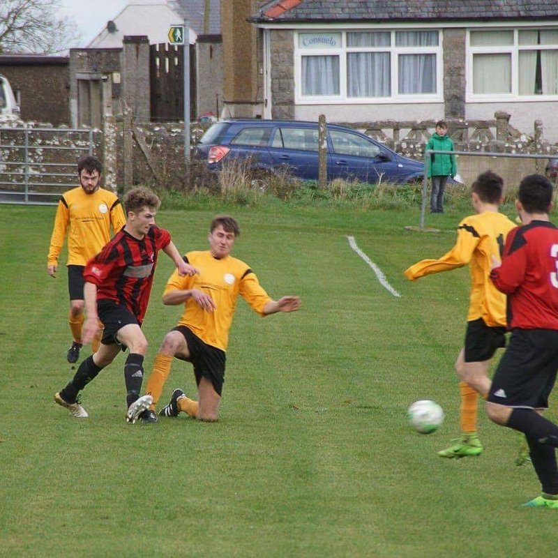 EXTRA TIME SHIFT EARNS CUP VICTORY