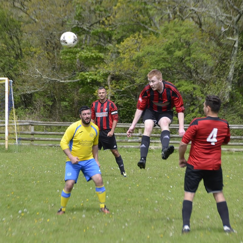 RUNNERS UP SPOT SECURED IN AWAY TRIUMPH