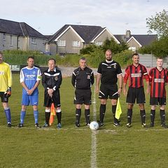 Bro Goronwy 3 Nefyn United 1