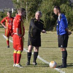 Bryngwran Bulls 0 Bro Goronwy 3
