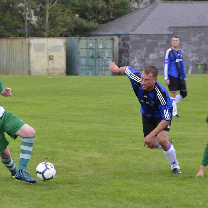 Talysarn Celts 0 Bro Goronwy 3