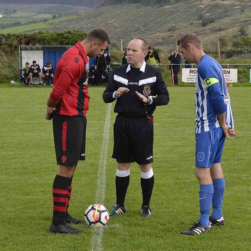 Nefyn United 3 Bro Goronwy 2