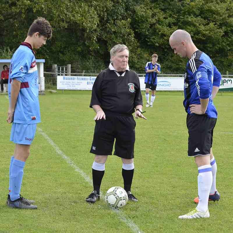 Bontnewydd 0 Bro Goronwy 2