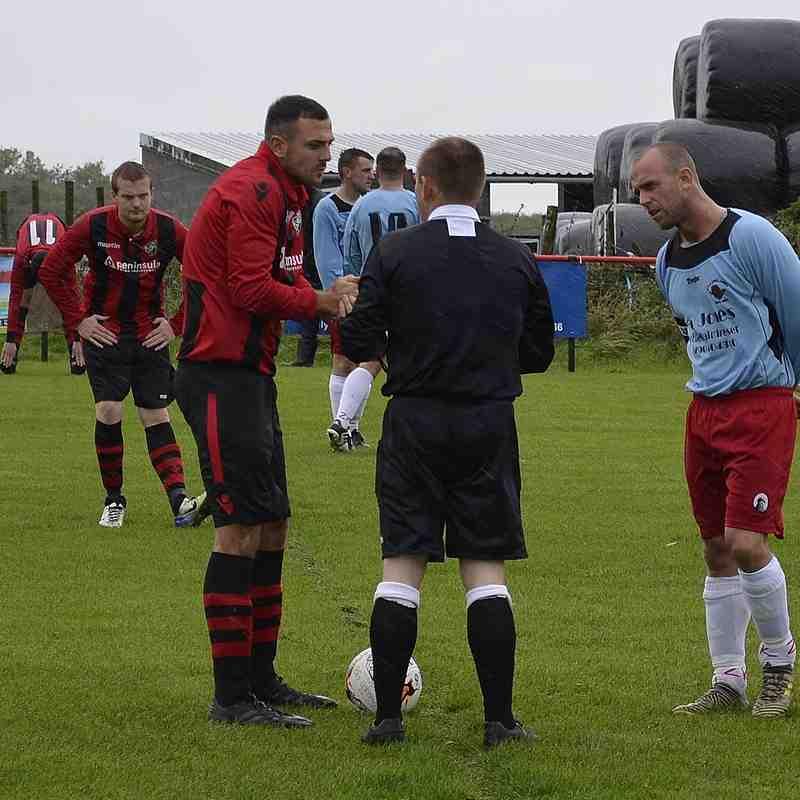 Bro Goronwy 4 Cefni FC 2