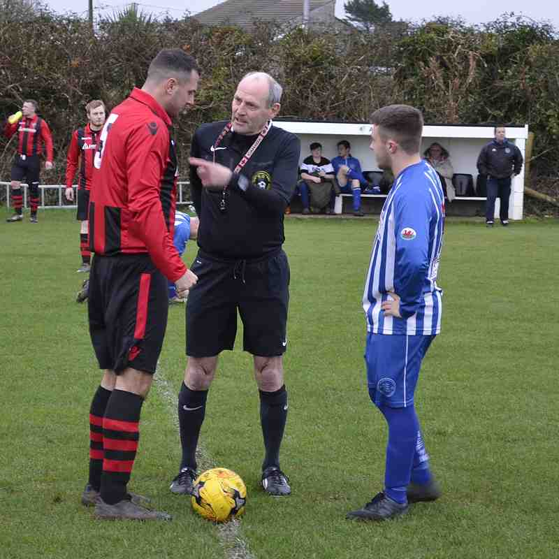 Bro Goronwy 7 Nefyn United 2