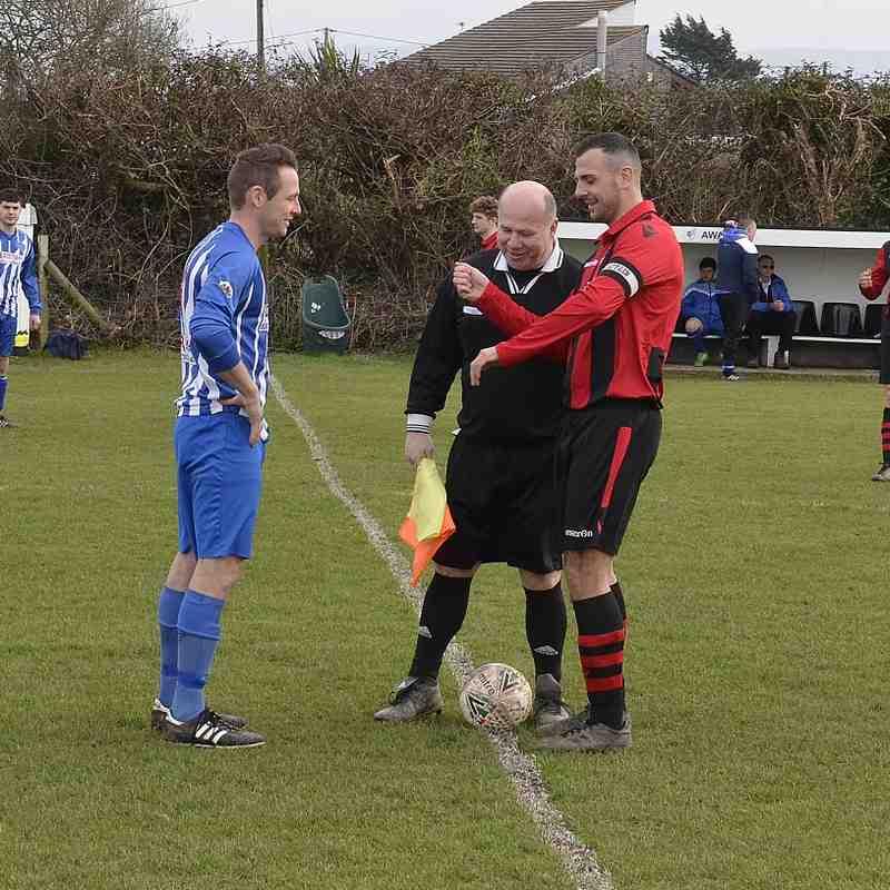 Bro Goronwy 1 Nefyn United 3
