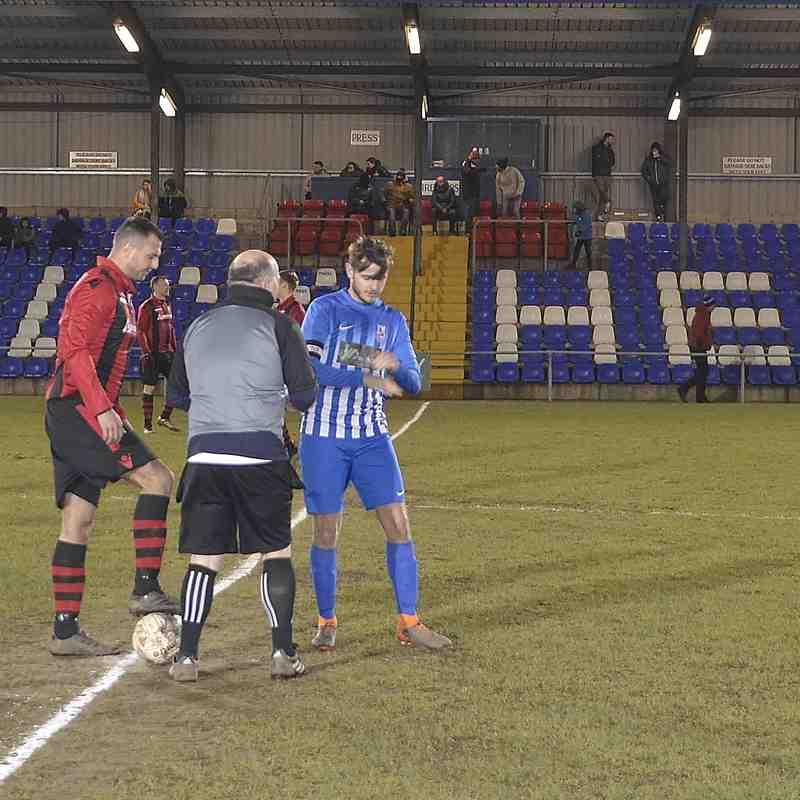 Holyhead Hotspur res 0 Bro Goronwy 3