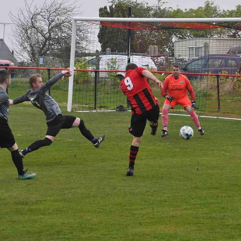 Bro Goronwy 6 Mynydd Tigers 1