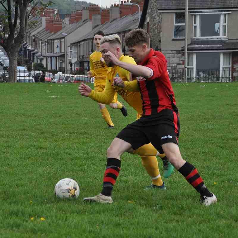 Mynydd Tigers 0 Bro Goronwy 3