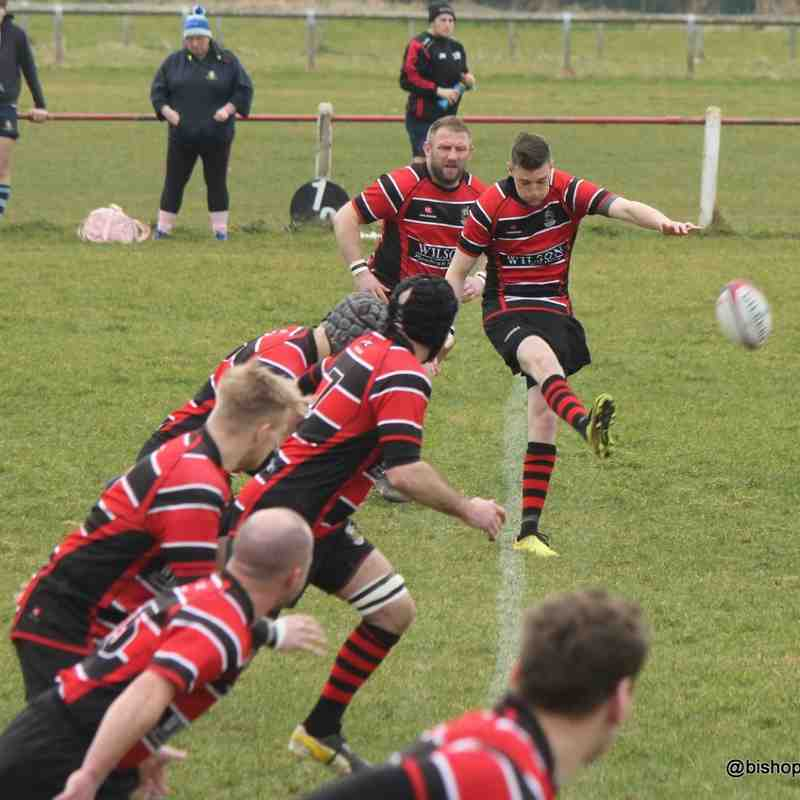 Redcar v Bishop Auckland Sat. 7th March 2015 (thanks to Bishop Auckland)