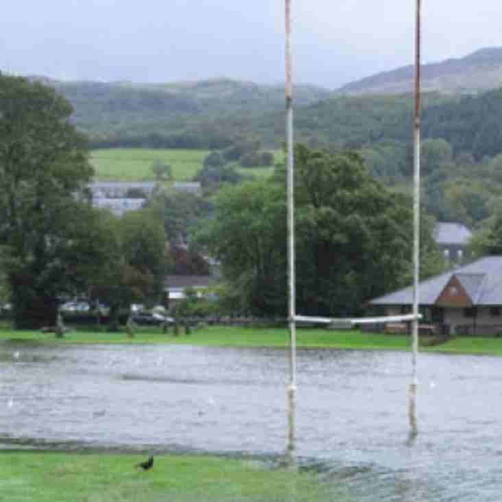 2ND XV GAME CANCELLED