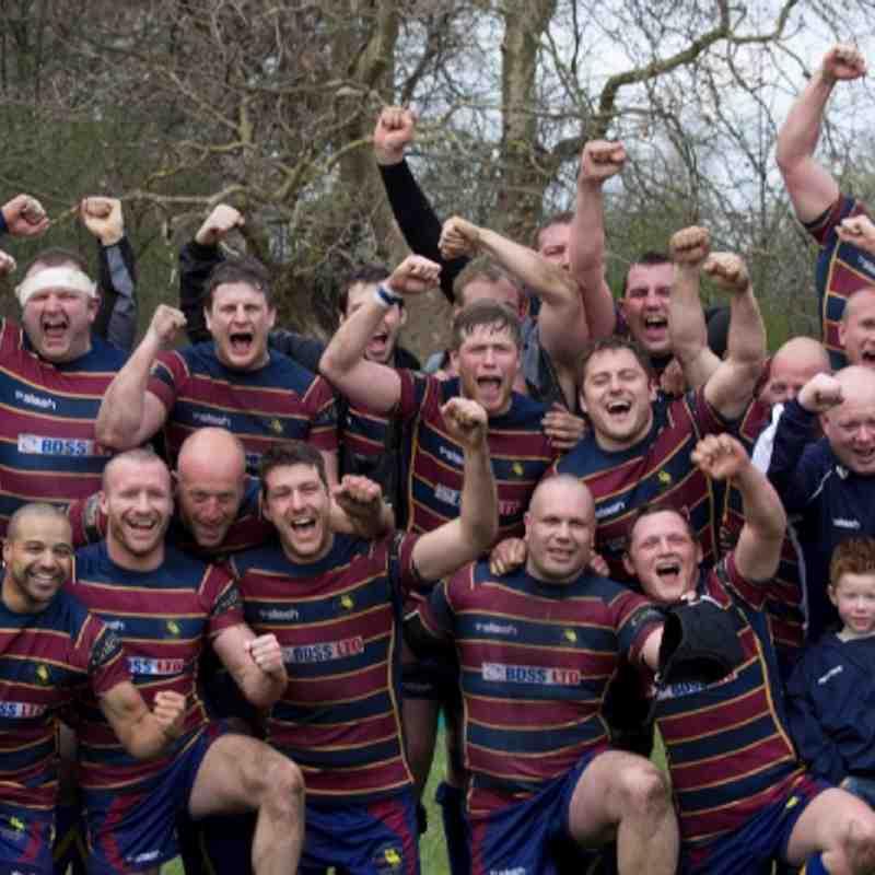 1st XV vs Stourbridge Lions