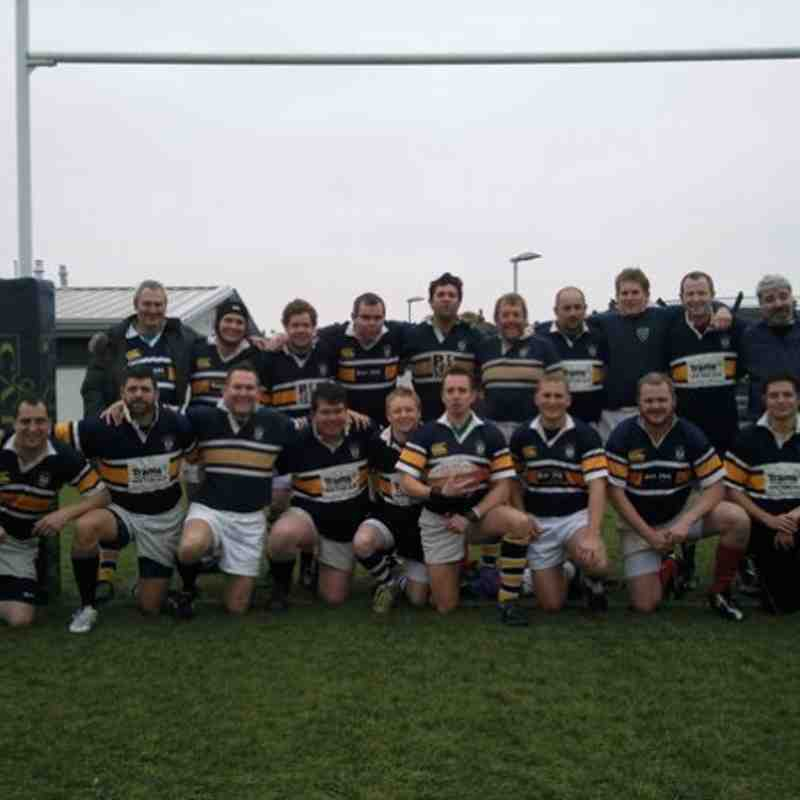 The Bec Old Old Boys (aka The Boobs)