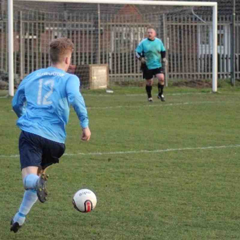 22.02.14 Newark Town v Bentley Colliery