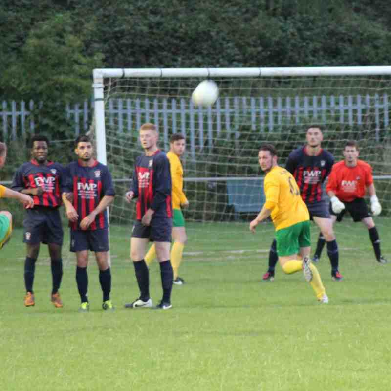 21.07.15 Radcliffe Olympic v Newark Town