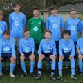 Teversal sat U13 vs. Newark Town Football Club