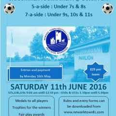 Summer Tournament 11th June 2016