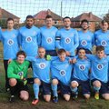 Sunday beat Witham Wanderers 5 - 1