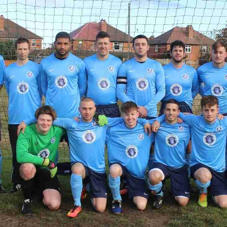 Notts FA Sunday Junior Cup finalists UPDATED