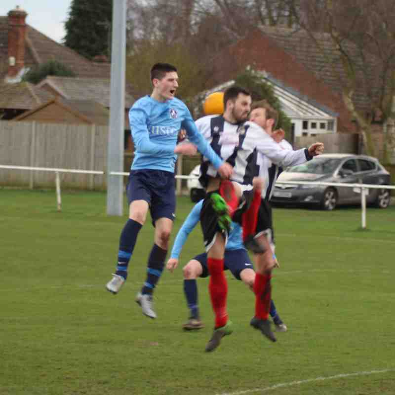 25.02.17 Newark Town v Askern