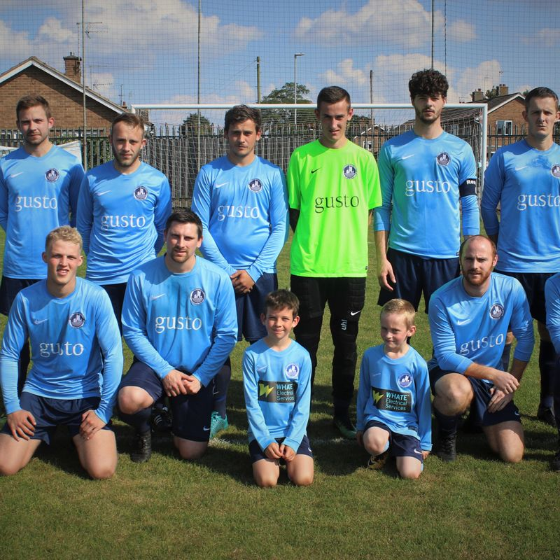 First Team lose to Staveley MW Reserves 4 - 2