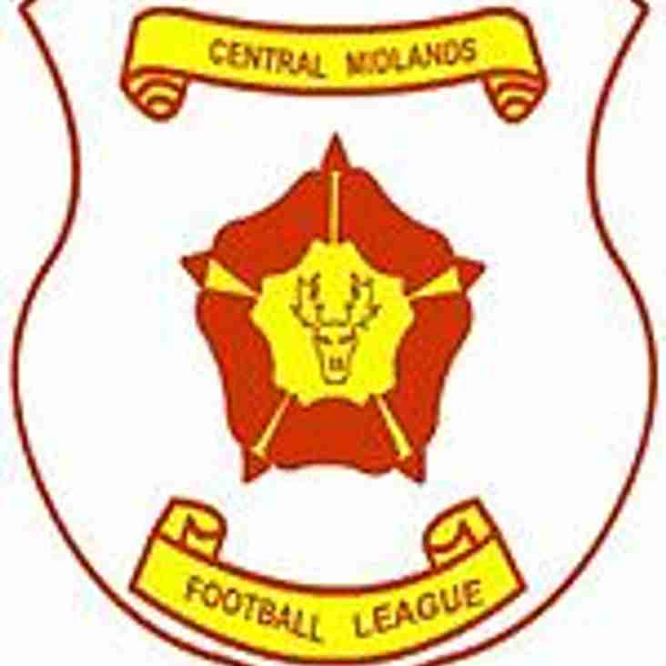 Central Midlands League Constitution for 2018/19