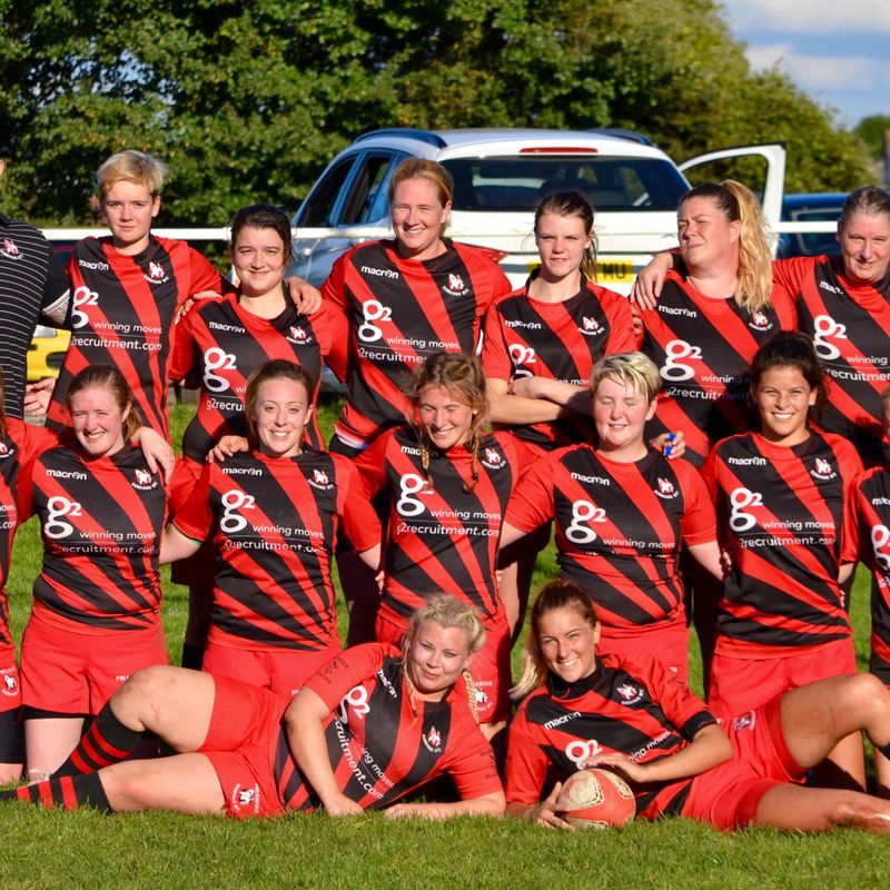 Ladies beat Bath Ladies II 43 - 5