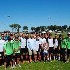EFC 1st Squad pre-season 2014
