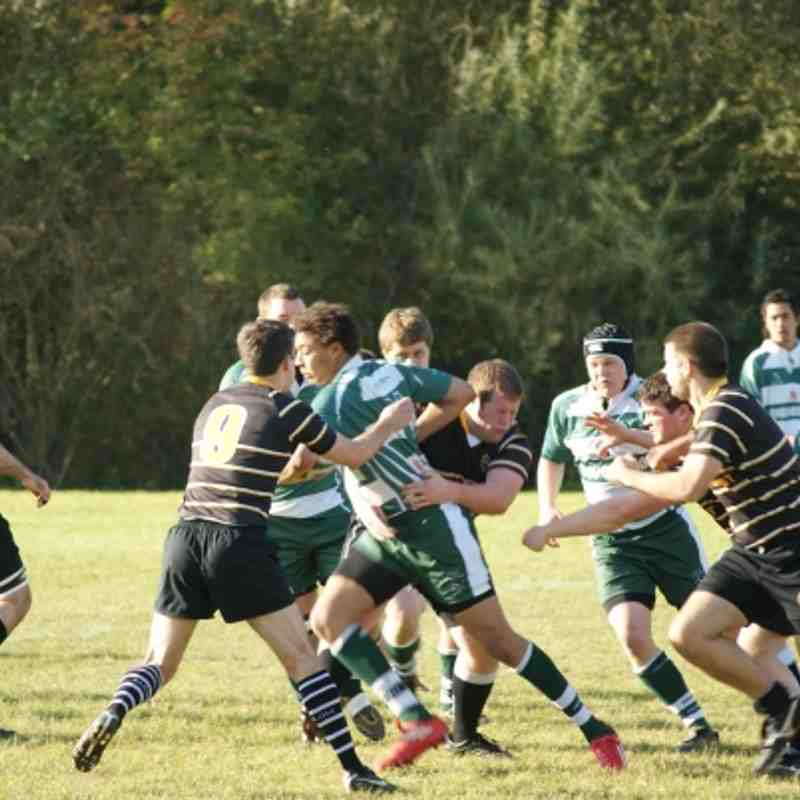 Marlow II v Wanderers 22nd Oct